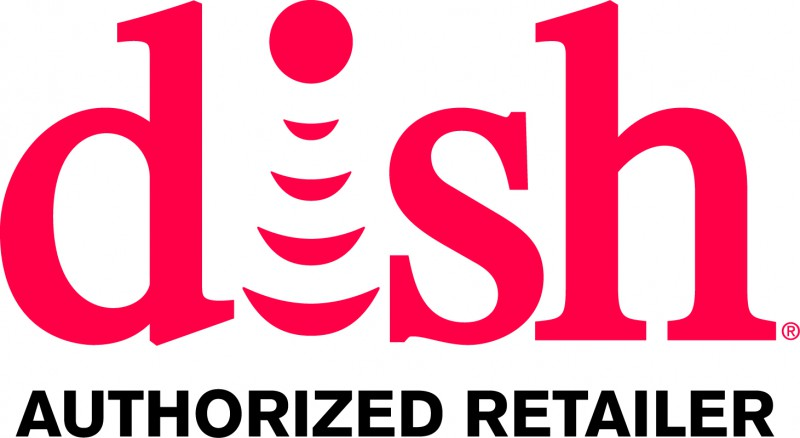 DISH Authorized Retailer Logo_Vertical_4C_Red